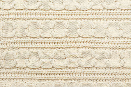 Knitted texture, abstract background Фото со стока