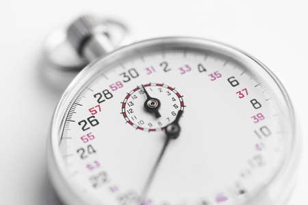 Stopwatch, close up
