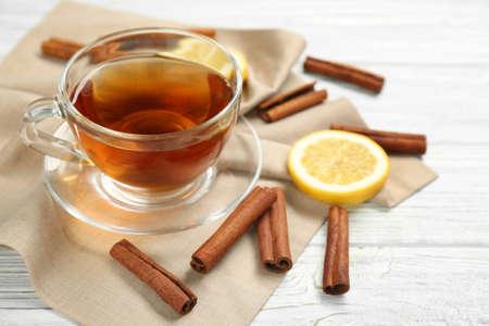 hot cinnamon tea benefits