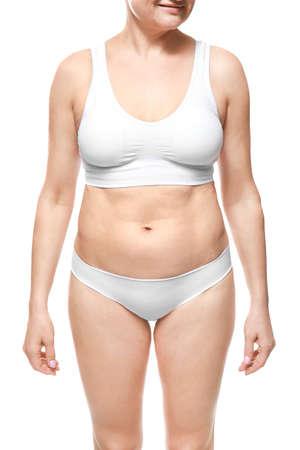 Mature underwear pics