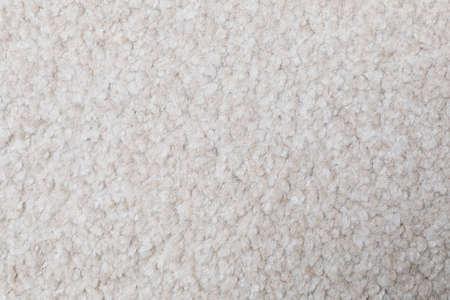 Fuzzy carpet texture as background, top view Stockfoto