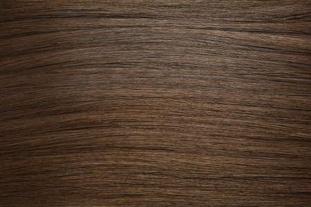 Beautiful brown hair as background, top view 免版税图像