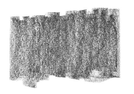 Hand drawn pencil hatching on white background Banco de Imagens