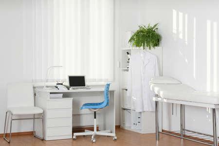 Interior of modern medical office with doctor's workplace Reklamní fotografie