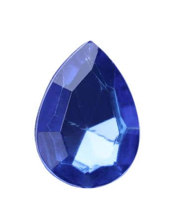 Beautiful gemstone for jewelry on white background