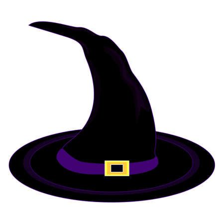 all caps: Witch hat