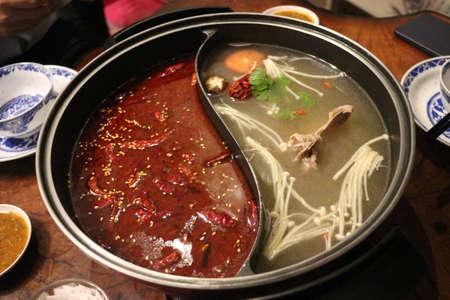 Chinese style sukiyaki