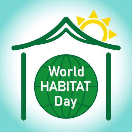 World Habitat Day aims to highlight the role of protecting the environment from pollution celebrated in October