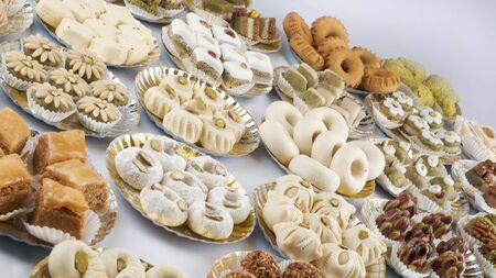tunisian: tunisian sweets Stock Photo