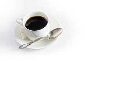 non alcoholic beverage: Coffee cup