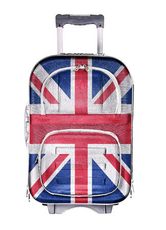 emigration and immigration: The concept of emigration, immigration, relocation, travel. United Kingdom.