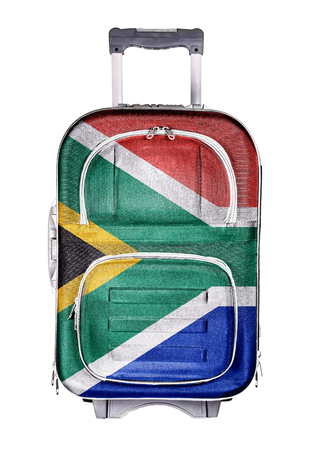 emigration and immigration: The concept of emigration, immigration, relocation, travel. South Africa.