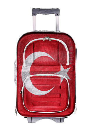 emigration and immigration: The concept of emigration, immigration, relocation, travel. Turkey.