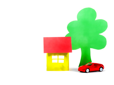 Real Estate sale. Concept photo