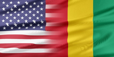 provocation: Relations between two countries. USA and Guinea