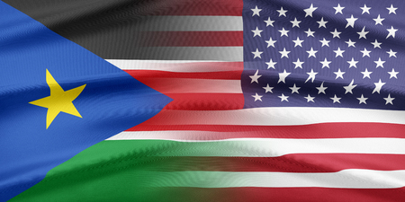 provocation: Relations between two countries. USA and South Sudan