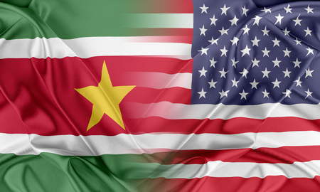 suriname: Relations between two countries. USA and Suriname