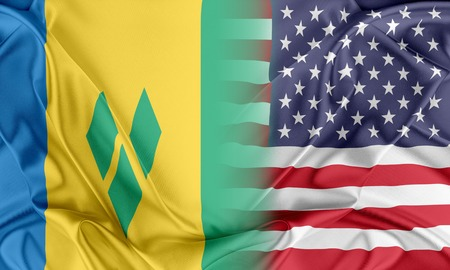 grenadines: Relations between two countries. USA and Saint Vincent and the Grenadines
