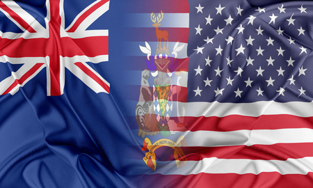 south georgia: Relations between two countries. USA and South Georgia and the South Sandwich Islands