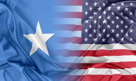 Relations between two countries. USA and Somalia