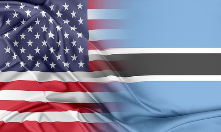 provocation: Relations between two countries. USA and Botswana