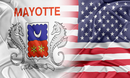 mayotte: Relations between two countries. USA and Mayotte