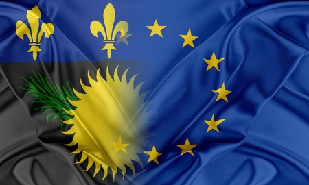 guadeloupe: European Union and Guadeloupe. The concept of relationship between EU and Guadeloupe.