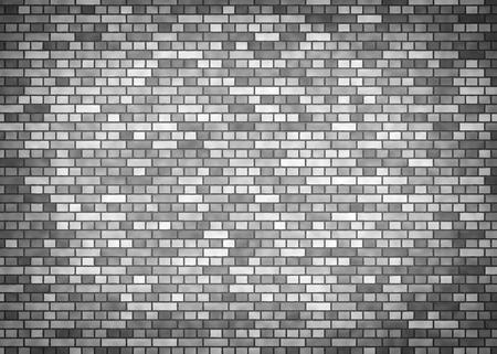 backstop: Grey brick wall texture background. Dark brick backstop.