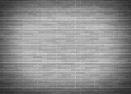 backstop: Grey brick wall abstract texture background. Dark backstop. Stock Photo
