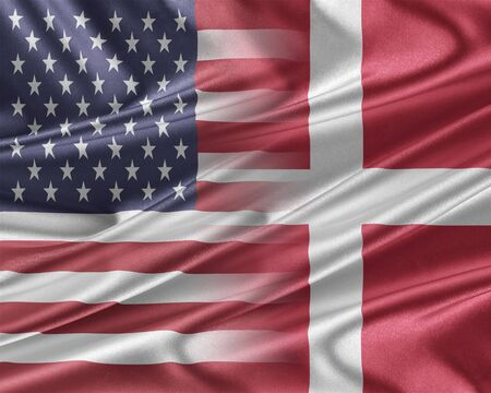 USA and Denmark.