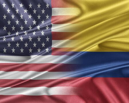 mutual aid: USA and Colombia.