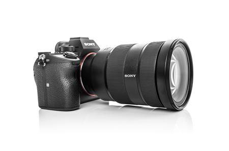Sony Alpha a7R III Mirrorless Digital Camera.