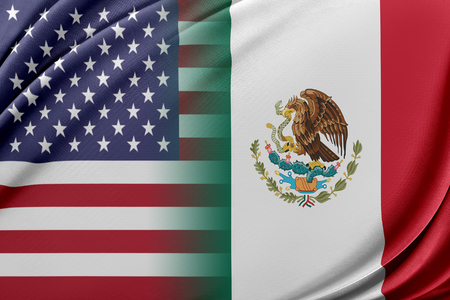 USA and Mexico.