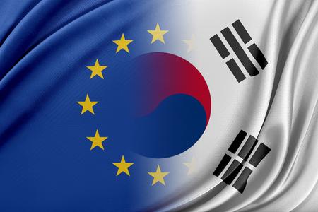 European Union and Korea South. The concept of relationship between EU and Korea South.