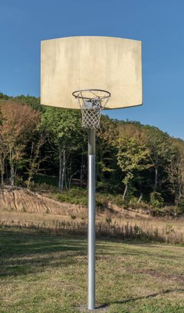 Amator basketball hoop.