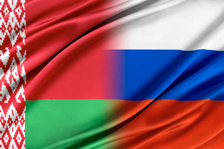 Relations between Belarus and the Russia.