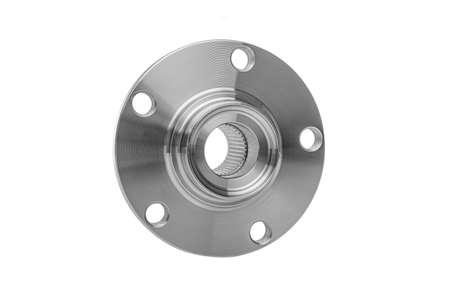 Car wheel hub isolated on white background Stock fotó