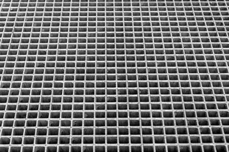 Abstract metal grill as background. Iron mesh