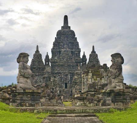 yogyakarta: Prambanan temple. Yogyakarta, Java, Indonesia