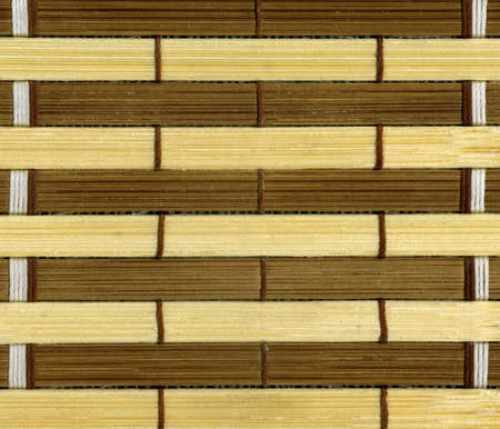 Texture made of closeup of detailed wicker Stock Photo - 9503899