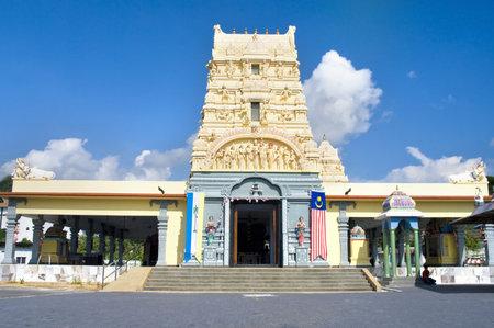 Sri Vishwanather Visalatchi Alayam. Penang, Malaysia