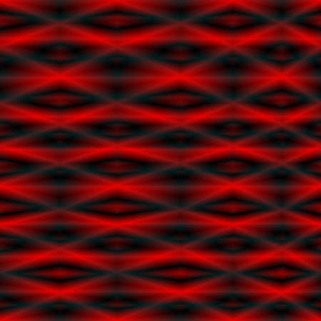 abstract dynamic red  and black background Vector