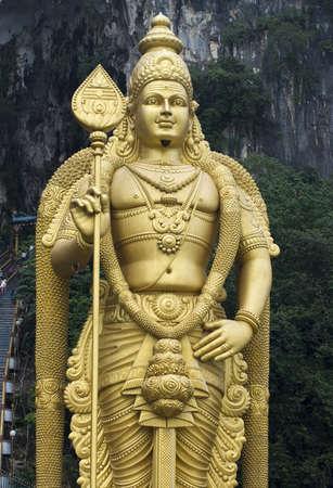 Batu caves temple, Kuala Lumpur, Malaysia  photo