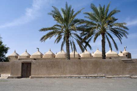 Oman: Al Samooda mosque, Jalan Bani Bu Ali, sultanate Oman