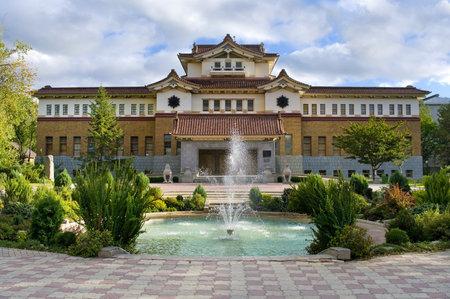 樺太庁博物館、ユジノサハリンスク, ロシア