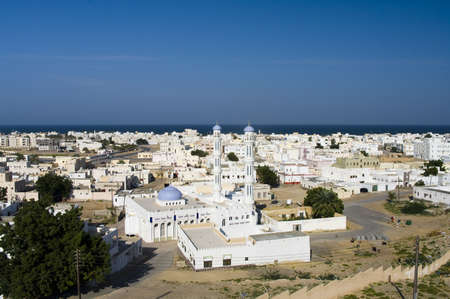 sur: A mosque in Sur, Sultanate of Oman, Middle East