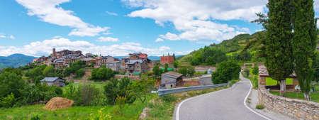 alt: Estamariu in comarca of Alt Urgell, Lleida, Catalonia, Spain.