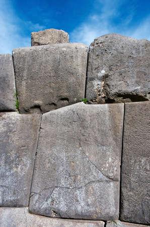 inca: Sacsayhuaman, Inca ruins in Cusco, Peru