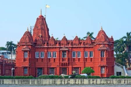 jainism: Shree Digambar Jain Parasnath Mandir Belgachia, Kolkata, India