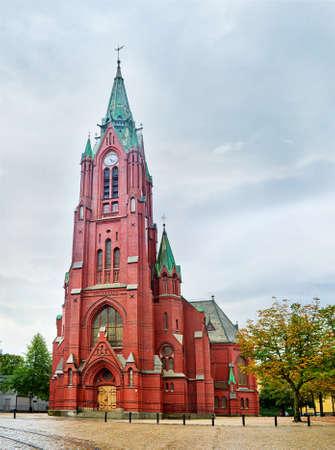 Johanneskirken (St. Johns Church) in Bergen , Norway